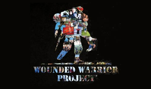 wounded warriors donate